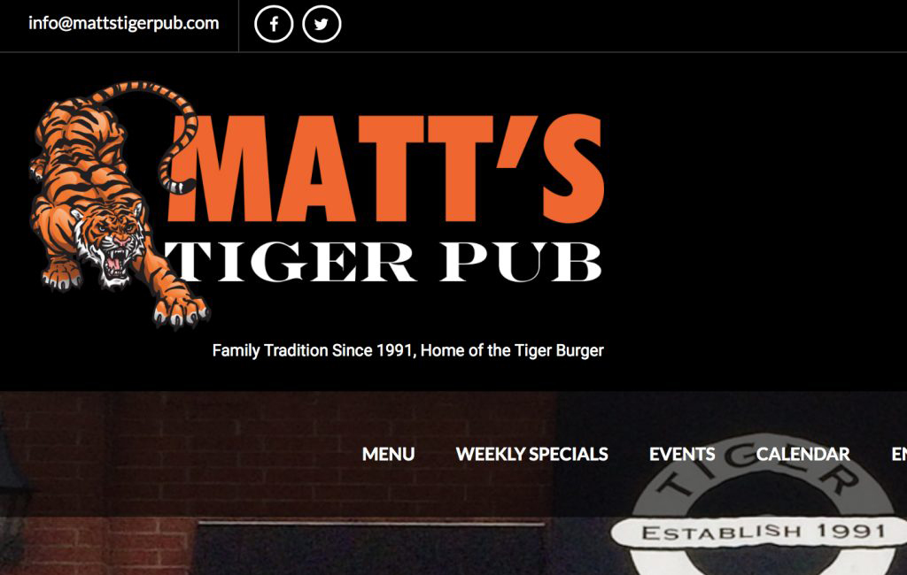 MATT'S TIGER PUB