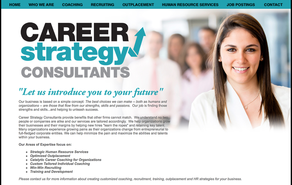 CAREER STRATEGY CONSULTANTS