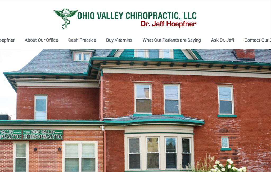 OHIO VALLEY CHIROPRACTIC, LLC
