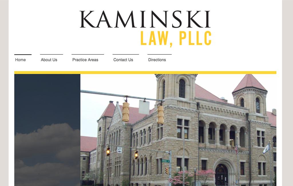 KAMINSKI LAW, PLLC