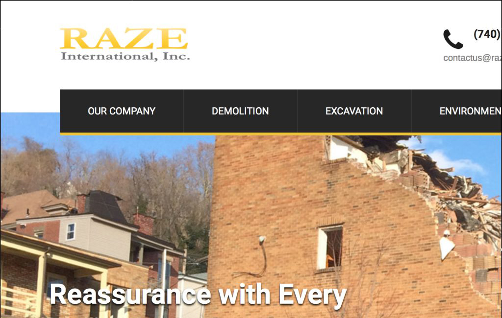RAZE INTERNATIONAL. INC.