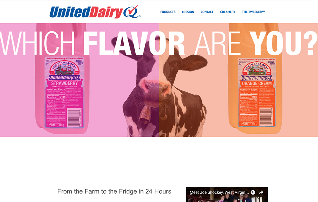 UNITED DAIRY, INC