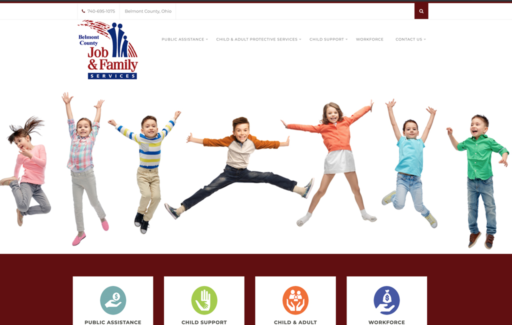 Belmont County Jobs and Family Services